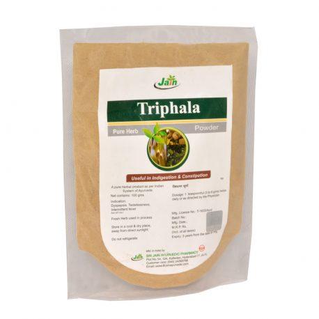 TriphalaPulver