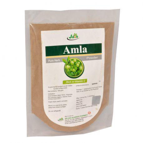 Pulver av Amla
