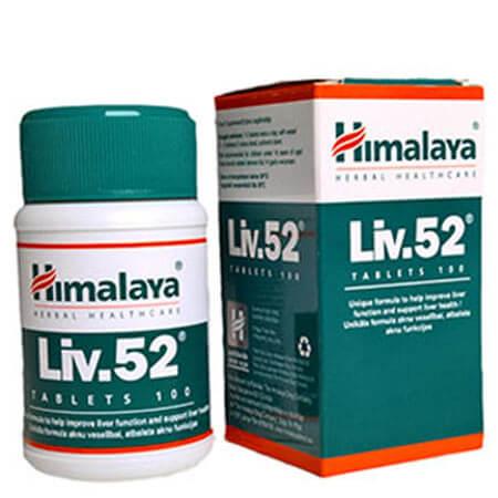Himalaya Liv 52