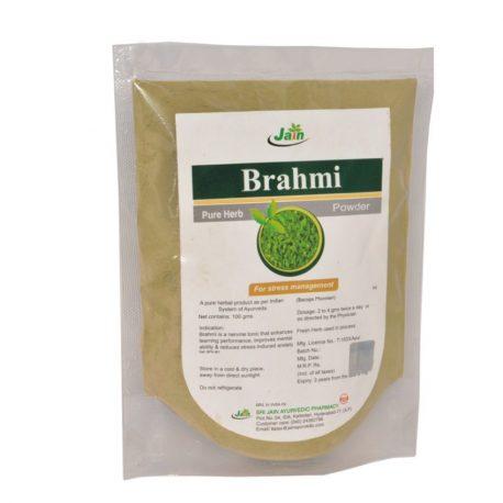 Brahmi pulver
