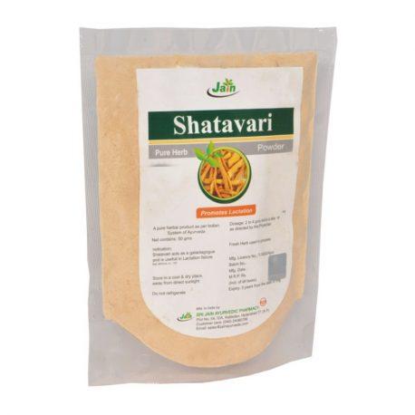Shatavari pulver