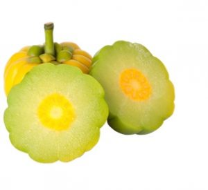 Frukt från Garcinia