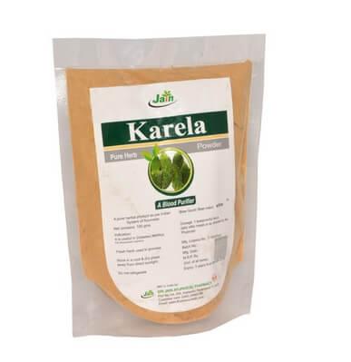 Karela pulver